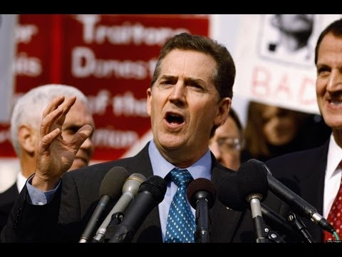 Jim DeMint: Forcing People to Buy Insurance Will 'Destroy' Insurance