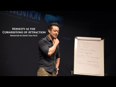 Top Asian Dating Coach David Tian | How to Demolish Your Deepest Insecurities
