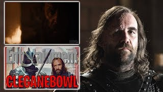 LEAKED! Sandor Clegane's Fate In SEASON 8 & Confirmed SPOILERS | Game of Thrones