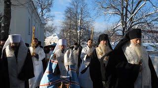 Митрополит Филарет упокоился на малом братском кладбище Жировичской обители