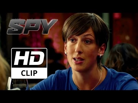 "Spy | ""Karen Walker"" | Official Clip | Miranda Hart | 2015"