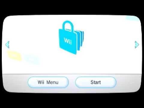 10 hours Wii Shop Channel