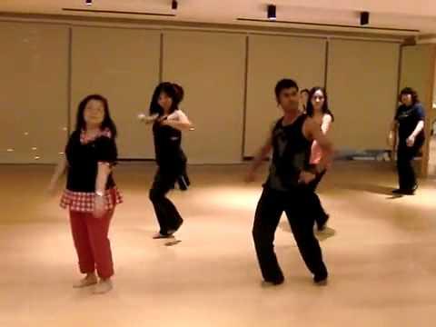 dum dum dum mast hai choreography by master Ronale Krish Learn...