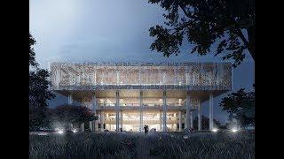 Tainan Public Library by Mecanoo