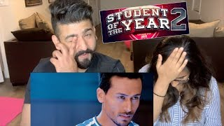 Student of the Year 2 Trailer Reaction | Tiger Shroff | Tara | Ananya|| RajDeepLive