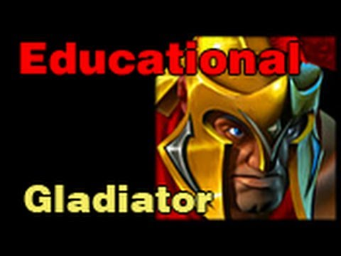 Educational Gladiator