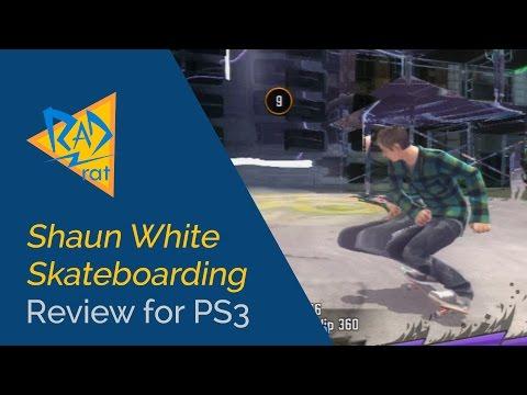 Shaun White Skateboarding Review for PS3
