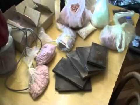 Policja zatrzymała sześciu handlarzy narkotyków