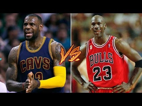 LeBron James Is The GOAT! LeBron James Better Than Jordan! NBA 2k17 Stream with JReign