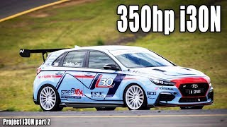350hp i30N! We took 6 weeks to build a GTi & Type R KILLER! Project NSPORT