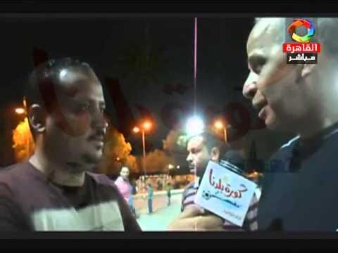 تقرير كرة القدم في الوادي الجديد - بهاء مرسي ومحمود زمزمي