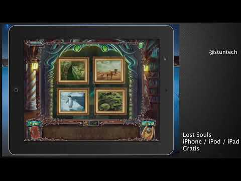 App Review: iOS | Lost Souls.