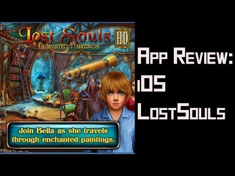 App Review: iOS   Lost Souls.