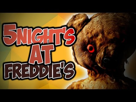 "YOU KNOW WHAT? F"")!#(/!""# THIS GAME - 5 Night's At Freddie's #3 (End)"