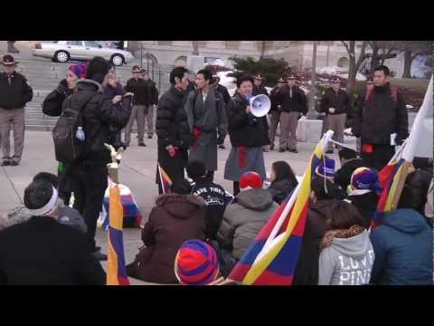 Tibet Burning Documentary - dedicated to U.N. Hunger Strikers