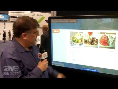 DSE 2015: Viewpoint Highlights Interactive Kiosk Features