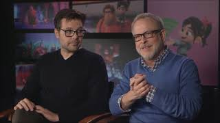 Rich Moore And Phil Johnston On Breaking The Internet