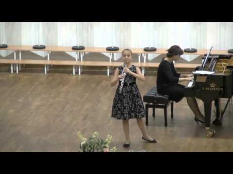 Нильсен, Карл - Романс и юмореска для гобоя и фортепиано