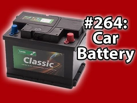 Is It A Good Idea To Microwave A Car Battery?