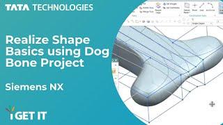 NX9 Realize Shape Learning Basics