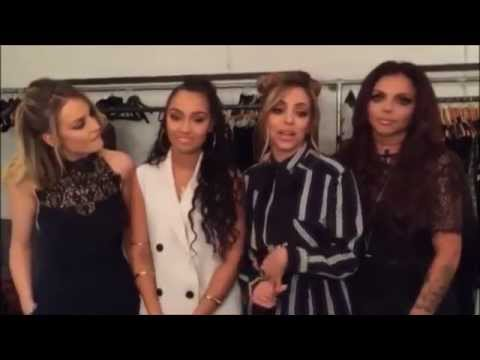 Little Mix - Christmas Onesie Give Away video