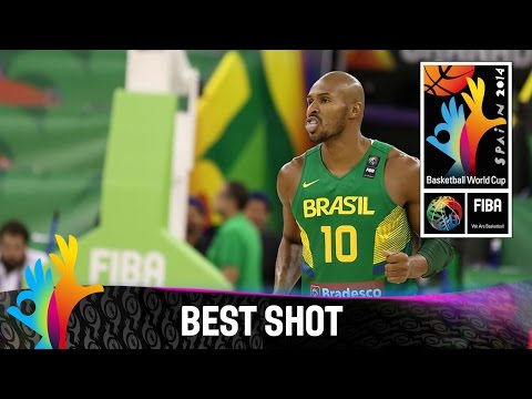 France v Brazil - Best Shot - 2014 FIBA Basketball World Cup