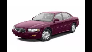 2003 Buick Lesabre Cold Start and Review