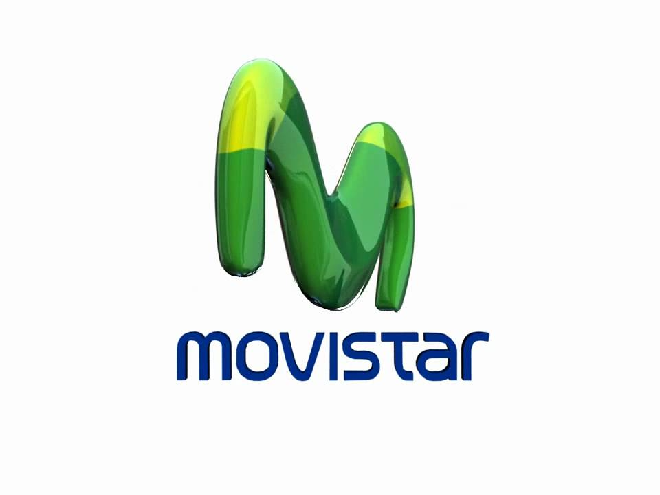 test logo 3d movistar - YouTube