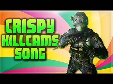 Black Ops 2 Crispy Killcams SONG PARODY - Big Sean - A$$ Parody Rap (Call of Duty BO2 Killcams Song)