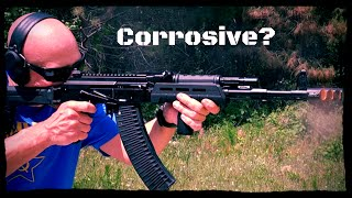 Magpul AK-47 & AK-74 Furniture & Cleaning Corrosive Ammo (HD)