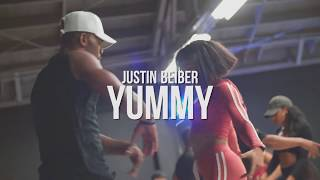 Yummy | Justin Bieber | Aliya Janell and Jusbmore choreography | QueensNKings | Queens N Lettos