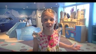 KIDS TRAVEL SHOW Carnival Camp Ocean Cruise Review