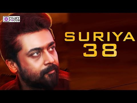 Suriya 38 Movie Massive Update | Suriya 38 | Ngk | Suriya 37 - Filmy Focus - Tamil