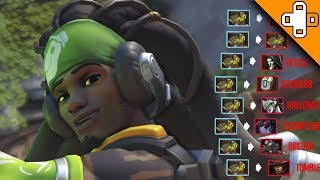 This Lucio is a GOD! Overwatch Funny & Epic Moments 777