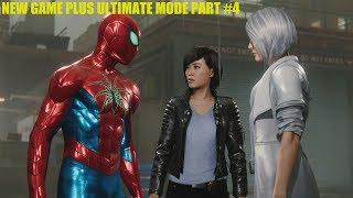 Spider-Man PS4 - NEW GAME PLUS ULTIMATE MODE PART#4