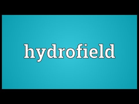 Header of Hydrofield