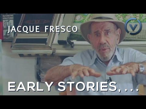 Fresco-waste, early stories, ideas