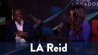 LA Reid- Pink, Brittney Spears, and X Factor 4/7 | KiddNation