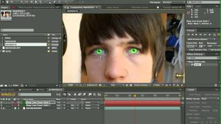 Eye enhancing tutorial (After Effects)
