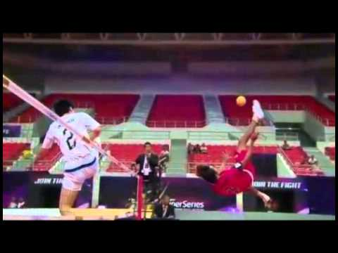 New Top 10 Role Spike (sepak Takraw) World Class video