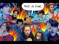 GOT7 FT. HYOLYN ONE AND ONLY YOU SPECIAL VIDEO REACTION