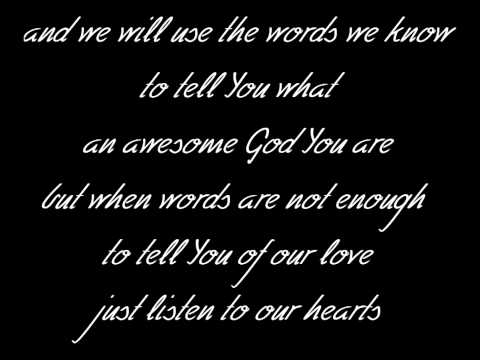 Casting Crowns - Listen To Our Hearts