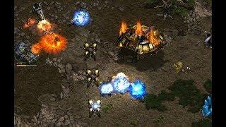 Light (T) v WhiteRa (P) on Fighting Spirit - StarCraft  - Brood War REMASTERED 2019