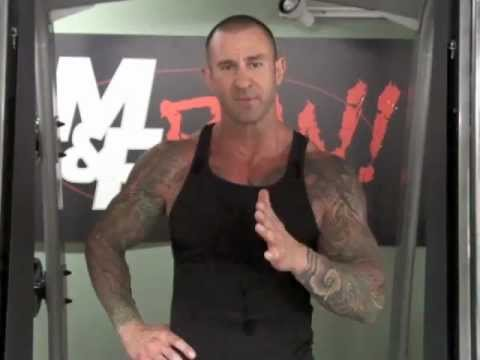 Smith Machine Upright Row YouTube by Jim Stoppani Image 1