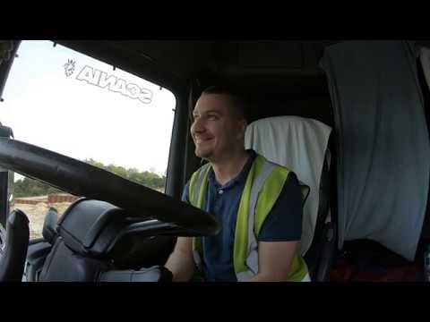 46 Írországban kamionnal azaz egy nap a pokolban