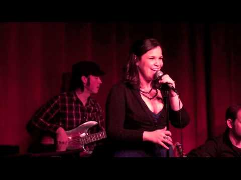 Lindsay Mendez of Limbsakimbo performing Conversation by Joni Mitchell