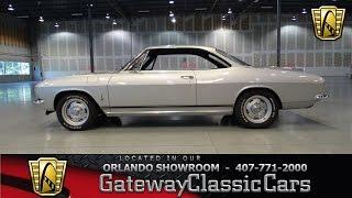 1966 Chevrolet Corvair Gateway Classic Cars Orlando #219