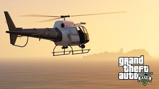 GTA 5 - West Los Santos Patrol LIVE STREAM! Helicopter Action! LSPDFR Cops Mod Episode #128