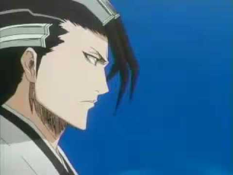 Ichigo's Bankai and Byuakuya fight