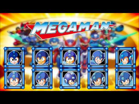 Mega Man - All Robot Master Battle Themes